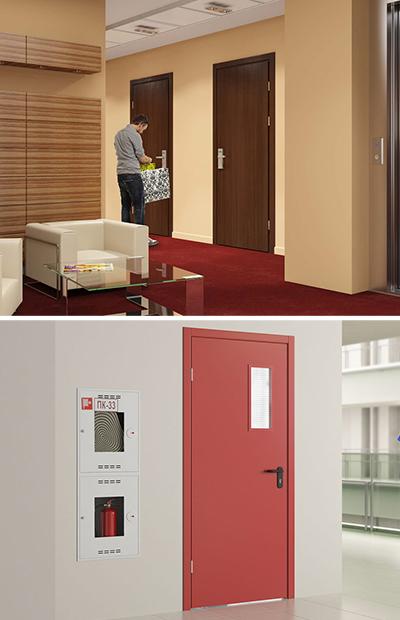 Решения по установке дверей для коммерческих объектов