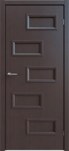 Межкомнатная дверь (для дома), модель 43-04