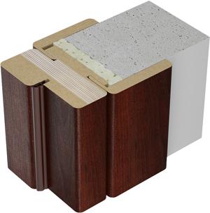 Двери для бизнес-центров и офисов схема монтажа коробки