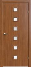 Строительная дверь, модель 16