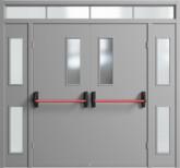 Техническая дверь, модель 03