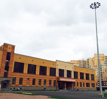 Общеобразовательная школа на 1600 мест