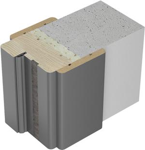 Деревянные противопожарные двери схема монтажа коробки