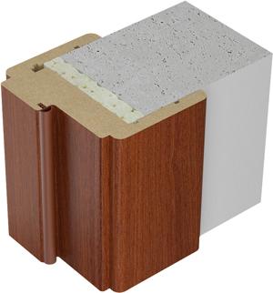 Строительные двери схема монтажа коробки