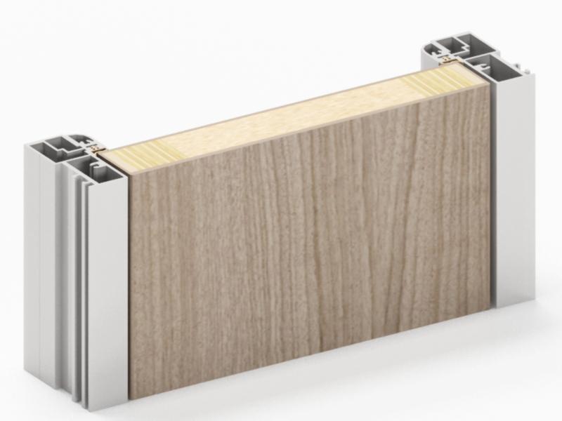 Блочные алюминиевые коробки