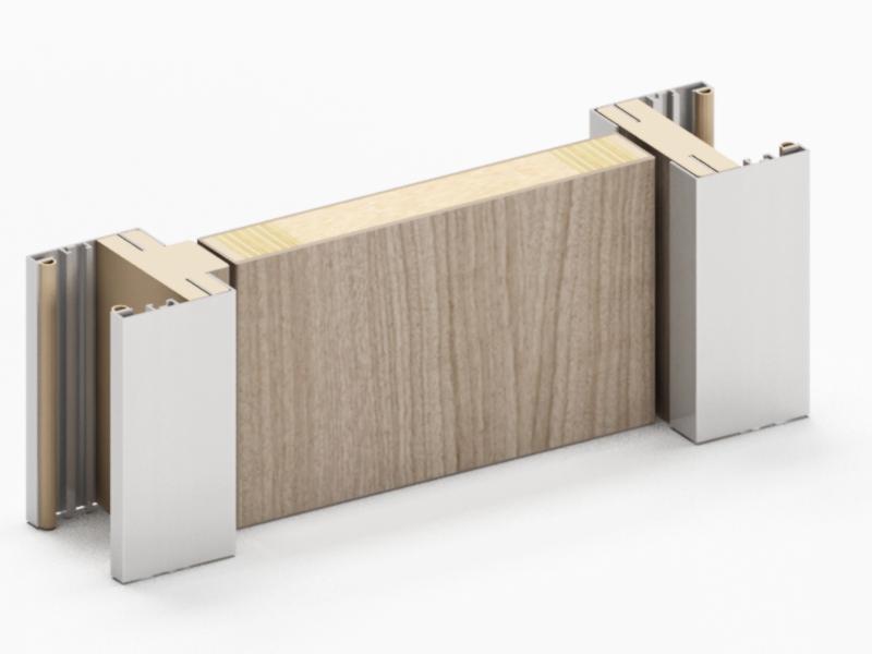 Маятниковые алюминиевые коробки