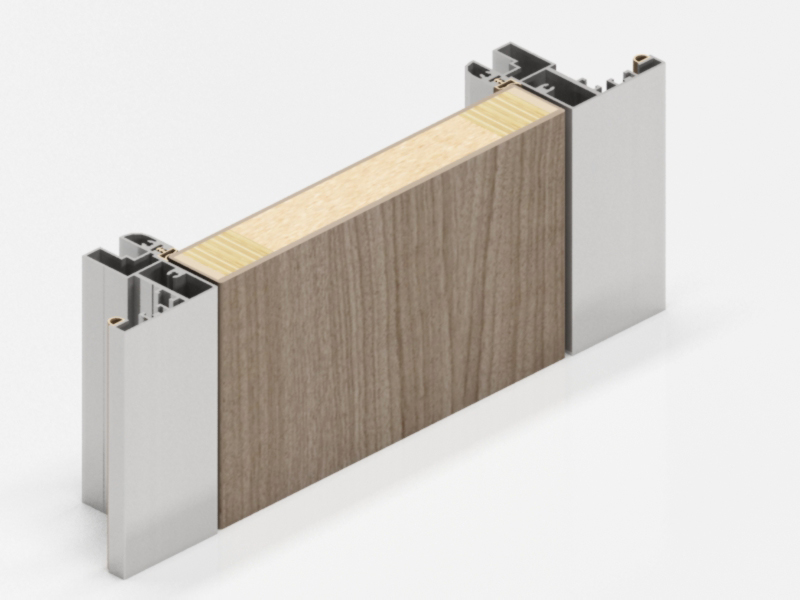 Угловые алюминиевые коробки