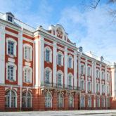 Производство и монтаж специализированных дверей для Санкт-Петербургского государственного университета