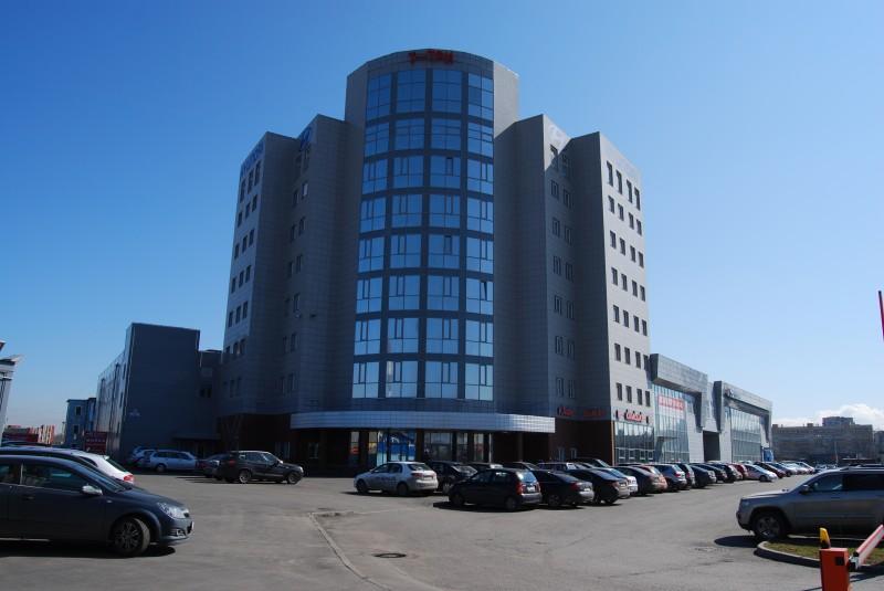 БЦ «Т3» Санкт-Петербург ул.Портовая