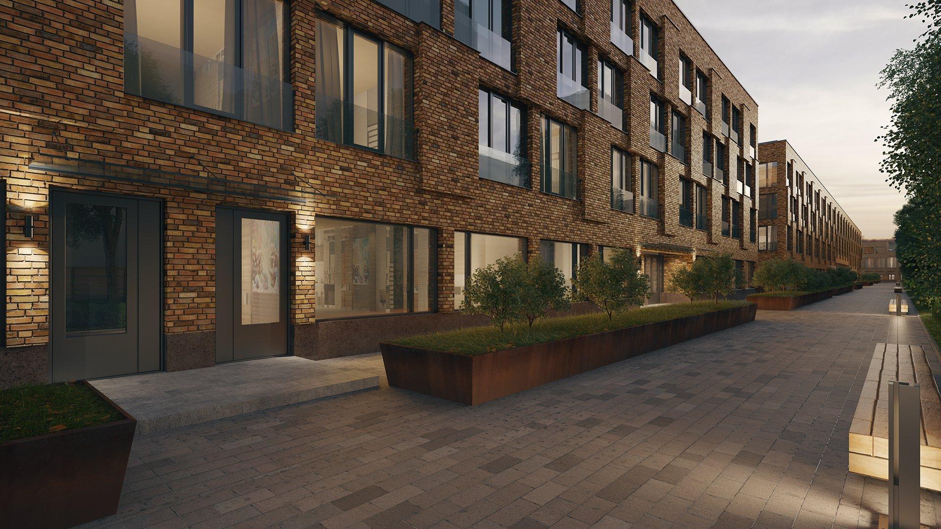 Апарт-отель Docklands на Среднем